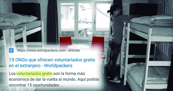 worldpackers voluntariados viajes mochileros